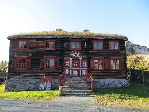 Sverresborg Trondelag Folk Museum, Trondheim