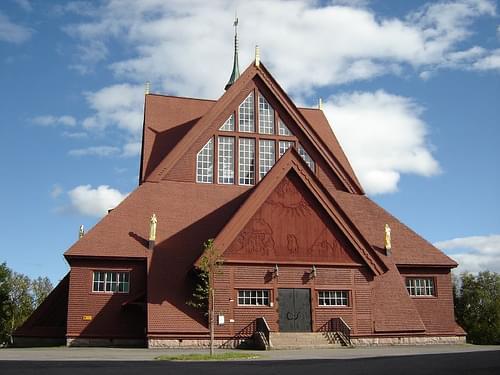 Church - Kiruna