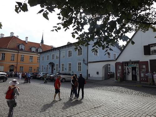Upper Town Tallinn (Toompea) - Tallinn, Estonia