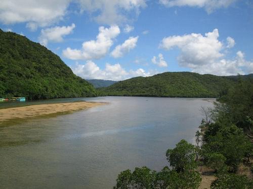 Urauchi River, Iriomote Island, Okinawa, Japan