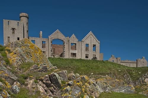 Slains Castle 001