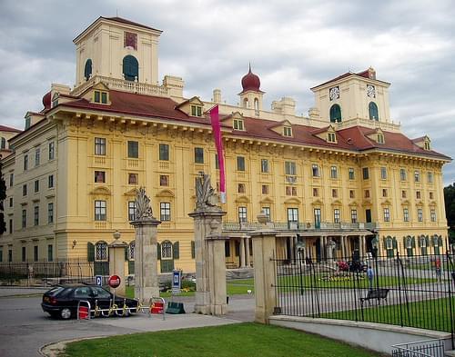 Eisenstatdt Burgenland —  Schloss Esterházy  2