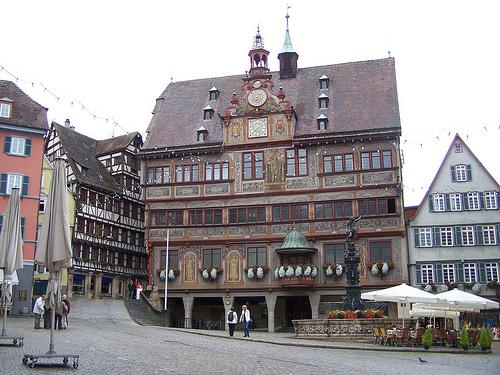 Rathaus von Tübingen
