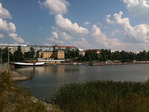 Waterfront, Vaasa