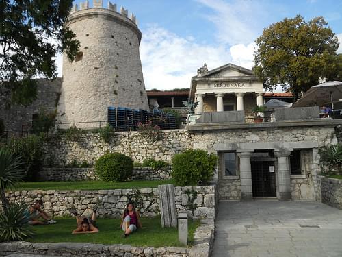 Trsat gaztelua, Rijeka