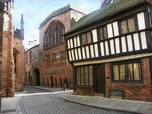 St Mary's Guildhall