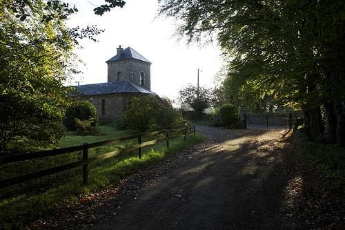 Back Avenue Lodge Glenstal