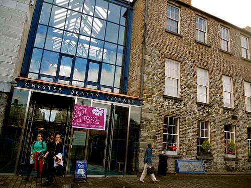 The Chester Beatty Library, Dublin