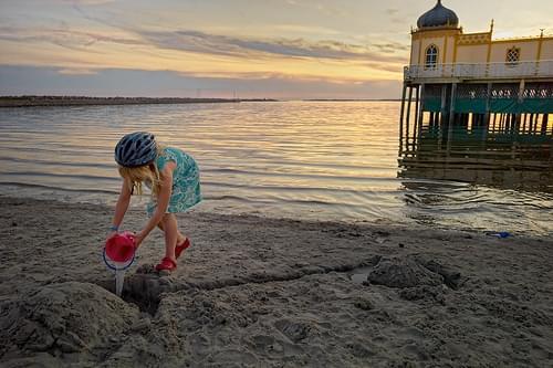 Childrens Beach, Varberg