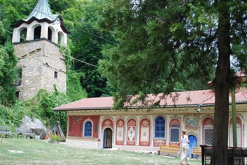 Transfiguration Monastery - Преображенски манастир