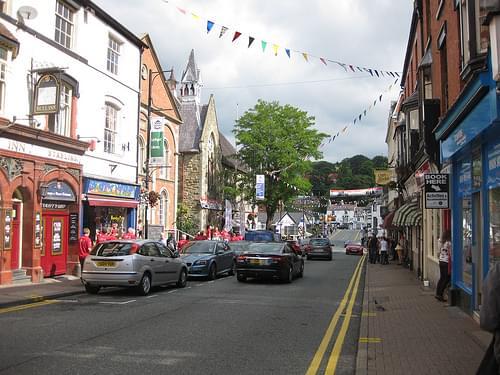 Llangollen International Eisteddfod 5-9 July 2011 / Eisteddfod Ryngwladol Llangollen 5-9 Gorffennaf 2011