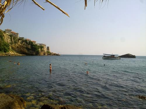 Ladies Beach, Ulcinj
