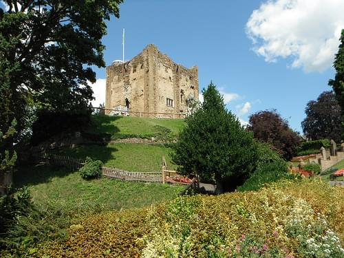 Guildford Castle, Guildford, UK
