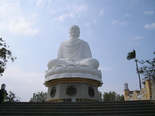 Nha Trang - Pagoda di Long Son