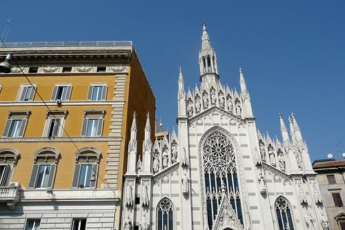 Chiesa del Sacro Cuore del Suffragio, Rome