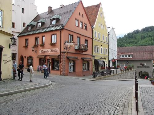 Historic Center, Fussen