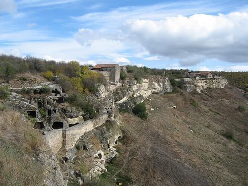 Chufut Kale Fortress
