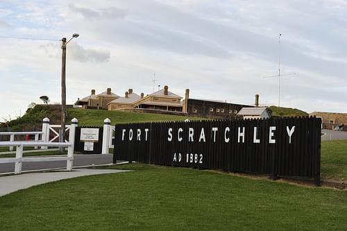 Fort Scratchley, Newcastle