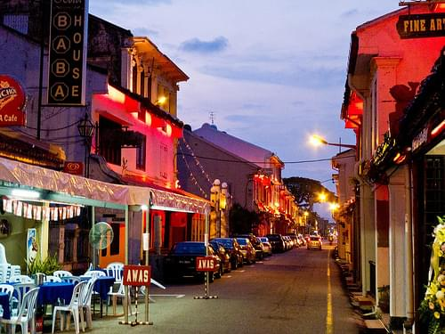 Historic Center, Malacca