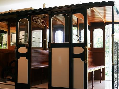 Cable Car Museum, Wellington