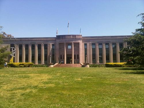 National Film and Sound Archive, ANU, Canberra