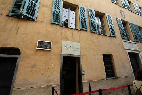 ajaccio (la maison natale de Bonaparte)