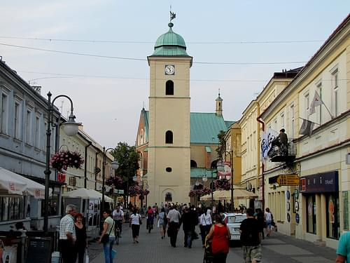 Historic Center, Rzeszow