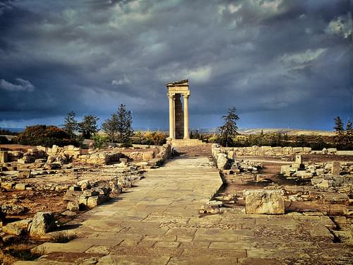 Temple of Apollo Hylates