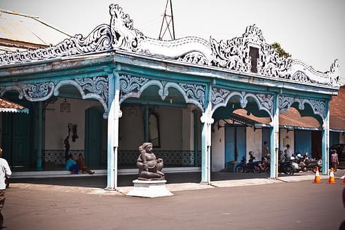 Kraton Hadiningrat - Solo (Surakarta)