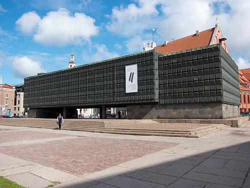 Museum of the Occupation in Riga