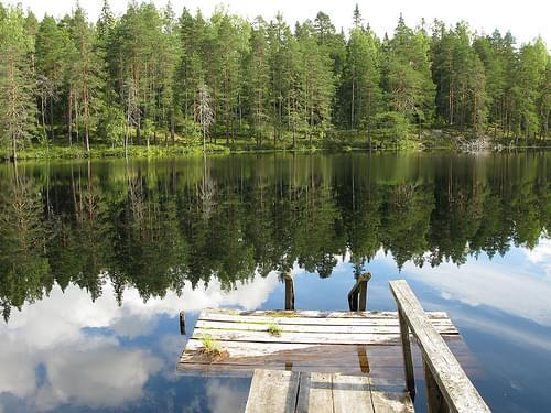 Lake Pitkäjärvi