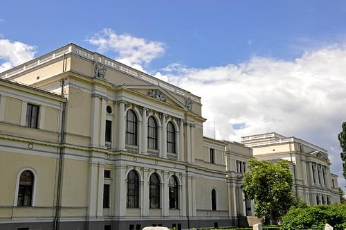 National Museum of Bosnia and Herzegovina, Sarajevo