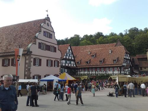 Historic Center, Maulbronn