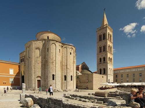 Church of St. Donatus, Zadar