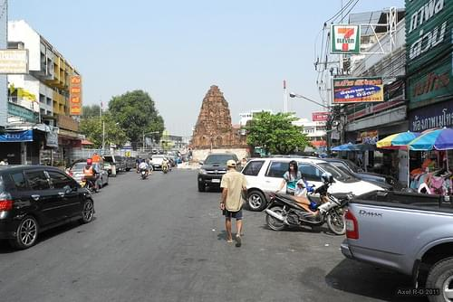 City Center, Lopburi