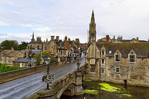 St Mary's Bridge, Stamford