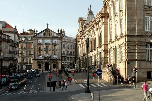 Praça de Almeida Garett