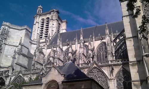 St. Peter and St. Paul's Cathedral, Troyes