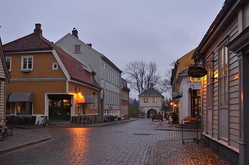 Historic Center, Fredrikstad