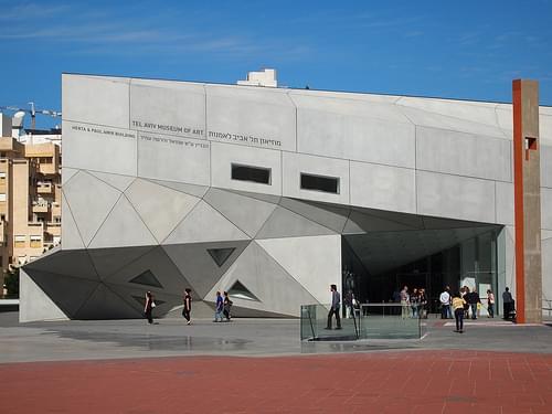 Museum of Fine Arts, Tel-Aviv