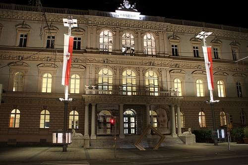 Innsbruck am 5.11.2011