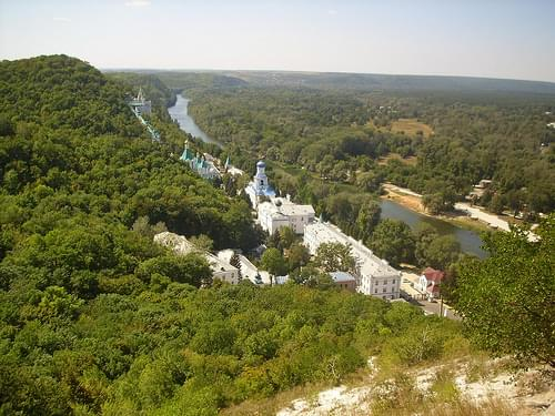 Holy Mountains Lavra