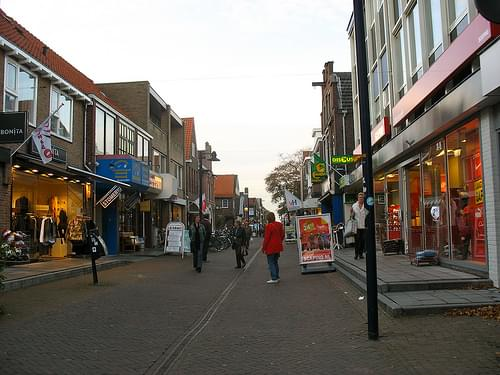 Aalsmeer town center