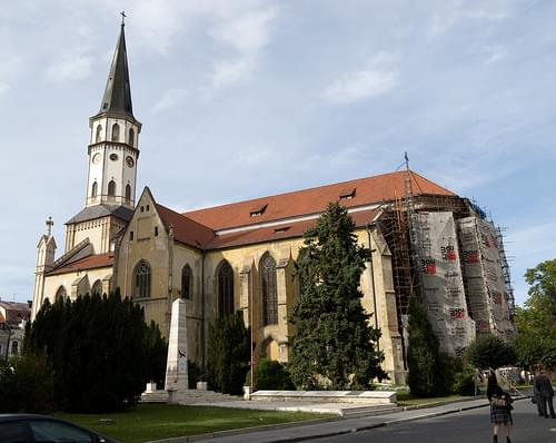 St. Jacob's Church, Levoca