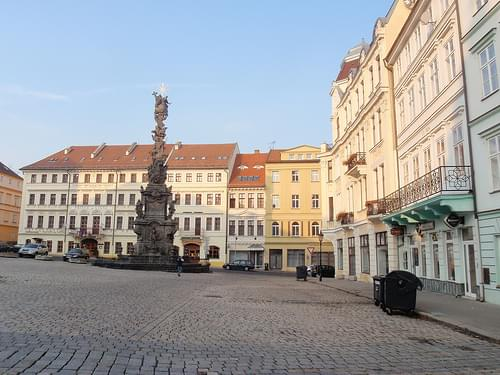 Historic Center, Teplice