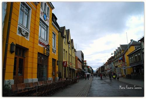 Tromsø, the Paris of the North