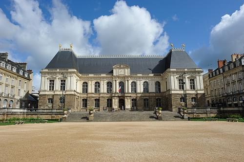 Rennes, Palais du parlement de Bretagne