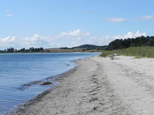 Beach, Ebeltoft