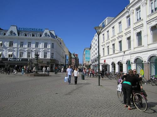 Historic Center, Malmo