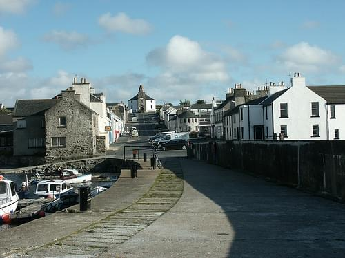 Village Center, Bowmore
